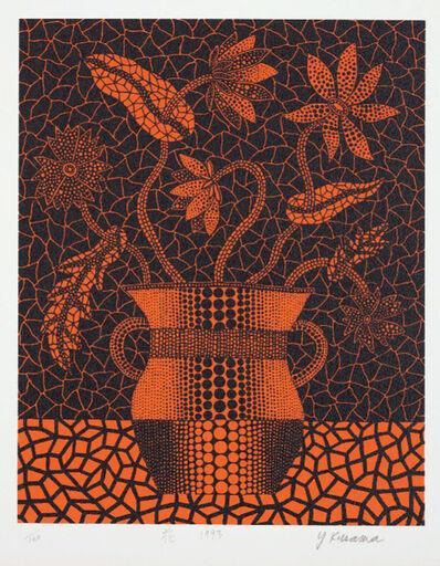 Yayoi Kusama, 'Flowers', 1993