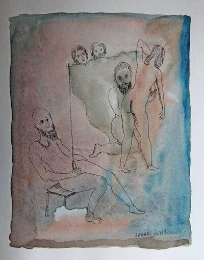 Tasaduq Sohail, 'Untitled', 1983