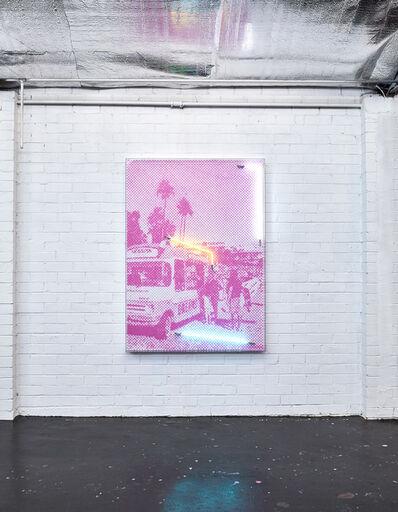 Tom Adair, 'Cream Of Your Dreams (Pink)', 2019