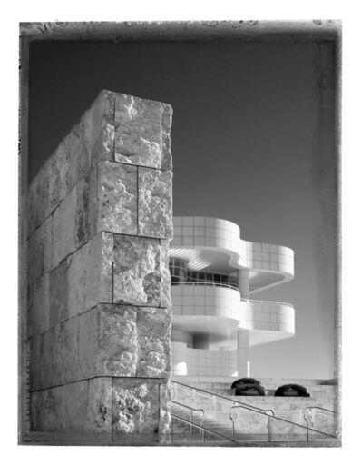 Christopher Thomas, 'Getty Center II', 2017