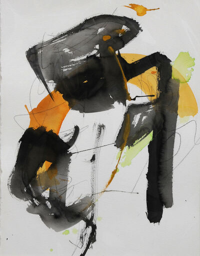 Sadako Lewis, 'Abstract Form #1', 2018