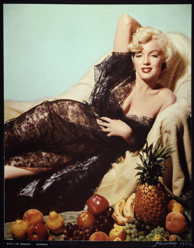 Nickolas Muray, 'Marilyn Monroe...Actress', 1952