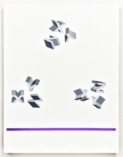 Adam Henry, 'Xx(x)Yy(y)Zz(z)', 2016
