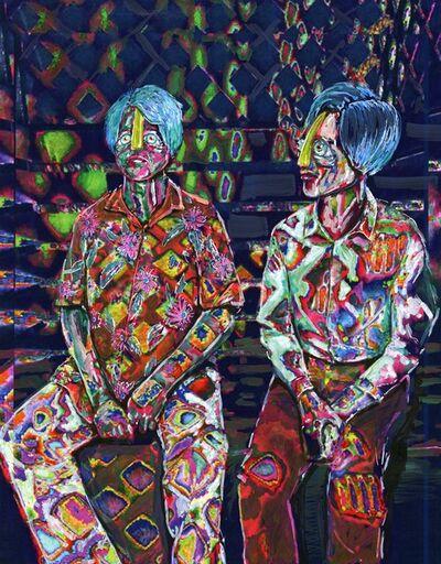 TJ Griffin, 'Night Patterns', 2017