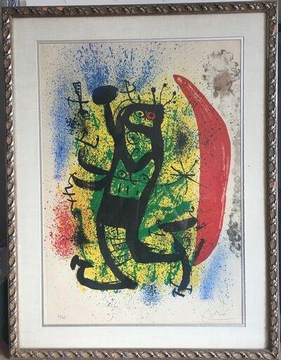 Joan Miró, 'Le Homard (The Lobster)', 1969