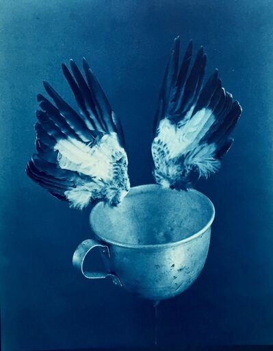 Robert Langham III, 'Flying Cup', 2021