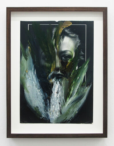 Bo Christian Larsson, 'Witchmask (1)', 2018