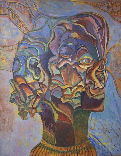 Leonardo Benzant, 'El Caminante (The Walker)', 2018