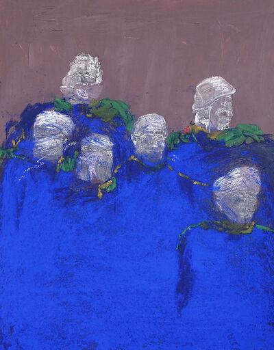 Sydney Cain, 'Blue Bottles #1', 2020