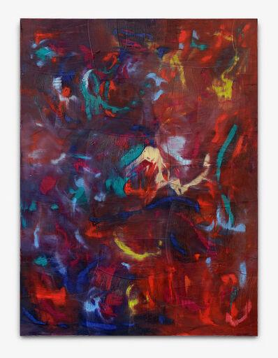 Dan Rees, 'Artex painting', 2016