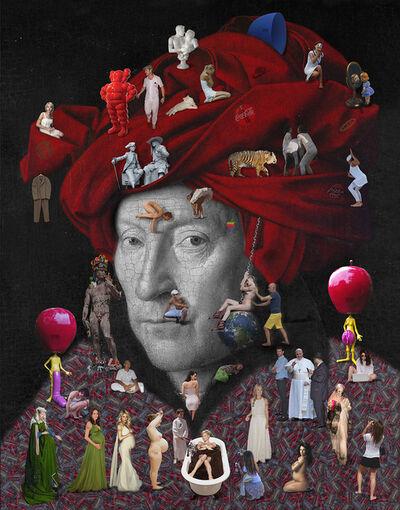 Lluis Barba, 'Jan van Eyck', 2011
