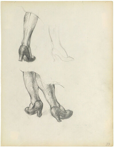 Charles White, 'WOMEN'S HIGH HEELED SHOES'