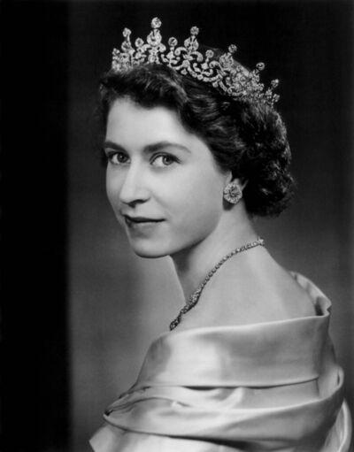 Yousuf Karsh, 'Queen Elizabeth II', 1951