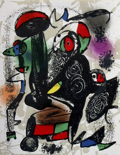 Joan Miró, 'Untitled ', 1981