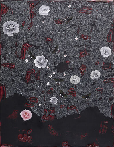Fu Tso Hsin, 'Soft Pink Memories 粉紅的回憶 ', 2020