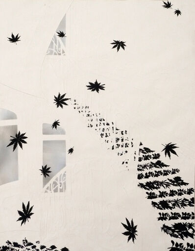 Francesca Gabbiani, 'The House of Falling Leaves', 2010
