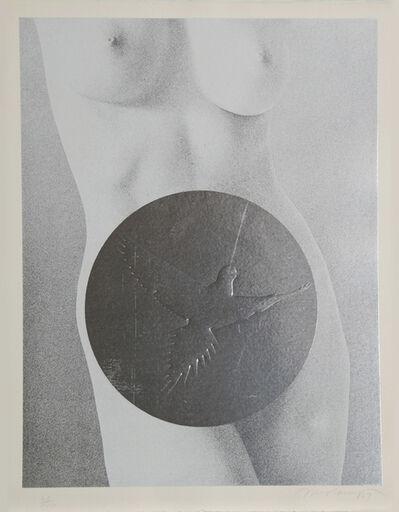 Mel Ramos, 'Dove Tale', 1969