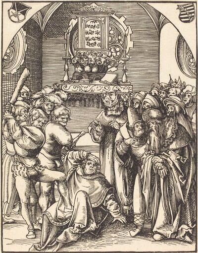 Lucas Cranach the Elder, 'Saint Jude'
