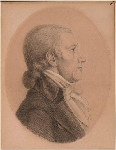 after Charles-Balthazar-Julien-Févret de Saint-Mémin, 'Daniel Kemper'