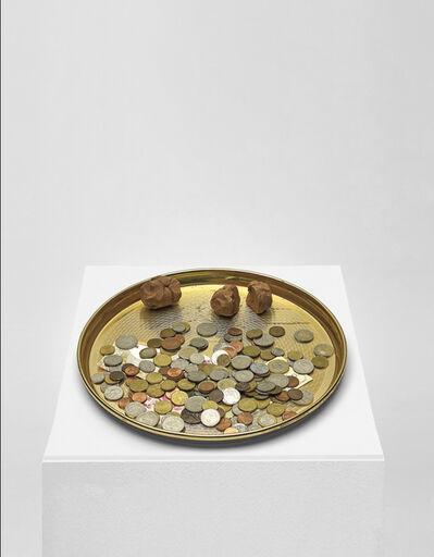 Urs Fischer, 'Money Bowl', ca. 2000