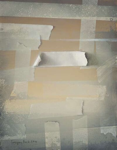 Gregory Block, 'Sticks', 2014