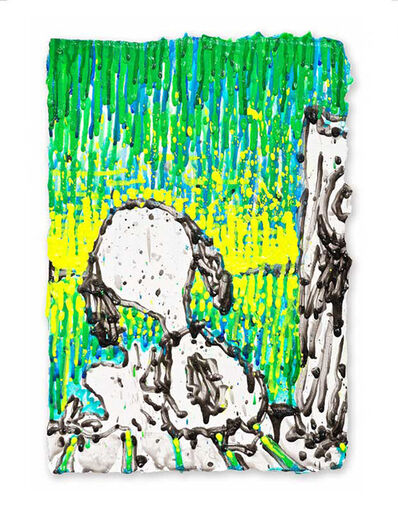 Tom Everhart, 'Coconut Couture'