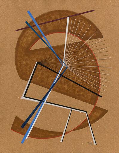 Cesar Domela, 'Composition ', 1949