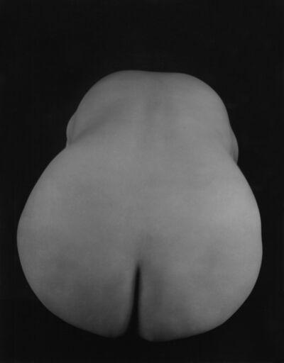 Edward Weston, 'Nude (Anita, 51N)', 1925