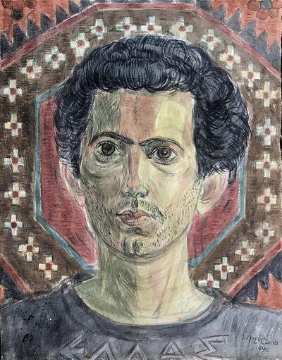 Leonard McComb R.A., 'Portrait of a Young Man', 1992