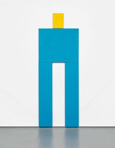 Joe Bradley, 'Standing Figure (Robot)', 2007