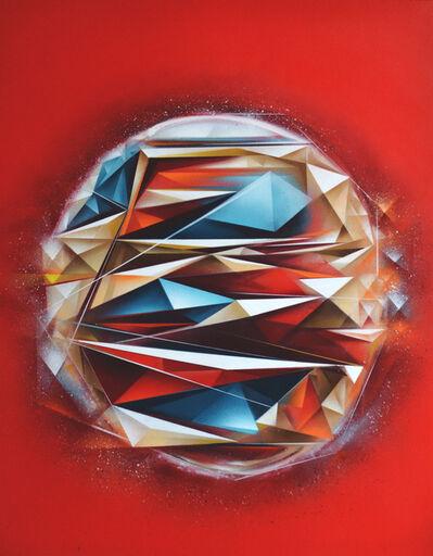 Laurent Peybernes, 'Red Sun', 2014
