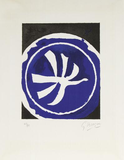 Georges Braque, 'L'Oiseau Blanc', 1961