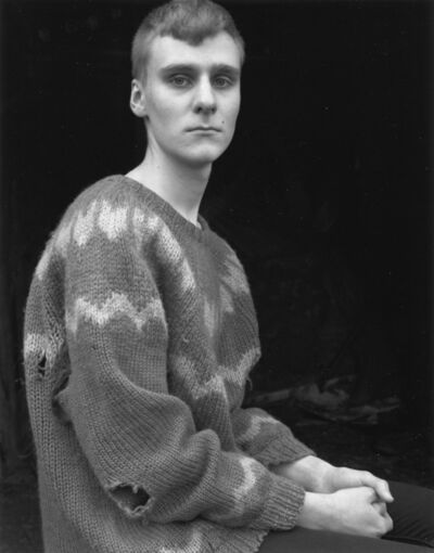 Agnieszka Sosnowska, 'Arnar in the Borrowed Sweater', 2015