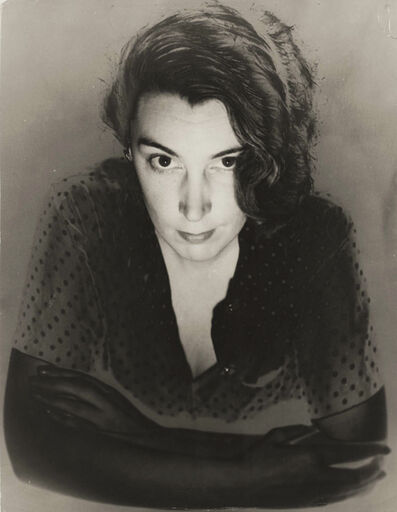 Erwin Blumenfeld, 'Portrait, Amsterdam', ca. 1932