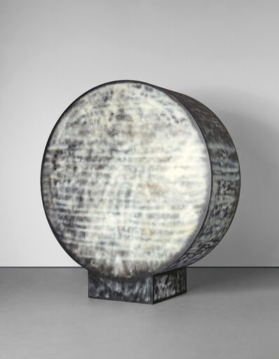 Sterling Ruby, 'Skull Drum I', 2008