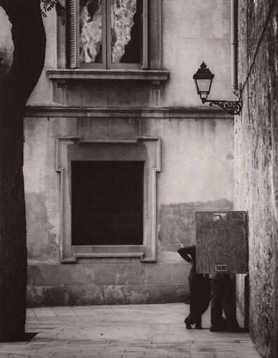 Michael Crouser, 'Barcelona, Spain 2011'