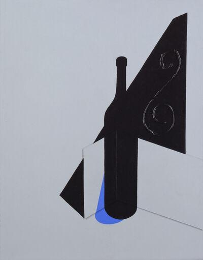 Patrick Caulfield, 'Tall Bottle', 1998