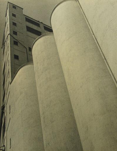 John Vanderpant, 'Untitled (Towers in White variant)', 1934