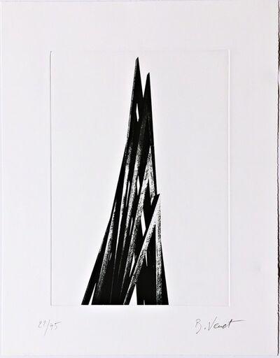 Bernar Venet, 'Acute Uneven Angles (A)', 2016