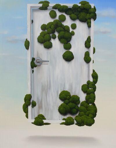 Jong Yong YANG, 'Door Moss ', 2017