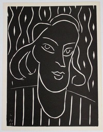 Henri Matisse, 'Teeny', 1970