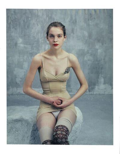 Bettina Rheims, 'Kim Noorda, Polaroid No 1, Mars 2005 Paris', 2005