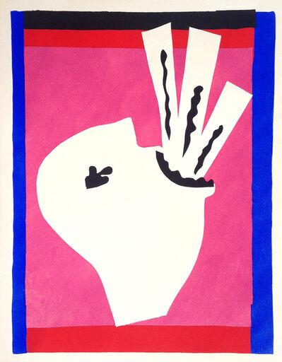 Henri Matisse, ''L'AVALEUR DE SABRES (JAZZ)', 1947