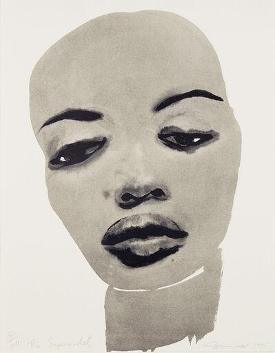 Marlene Dumas, 'Super Model', 1995