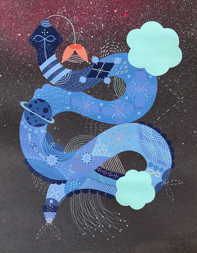 Bunnie Reiss, 'Cosmic Snake', 2019