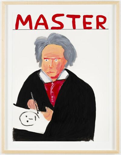 David Shrigley, 'Untitled (Master)', 2014