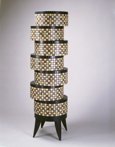 John Eric Byers, 'Hat Box (Chest of Drawers)', 1998
