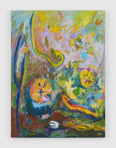 Adrianne Rubenstein, 'Liner Note', 2017