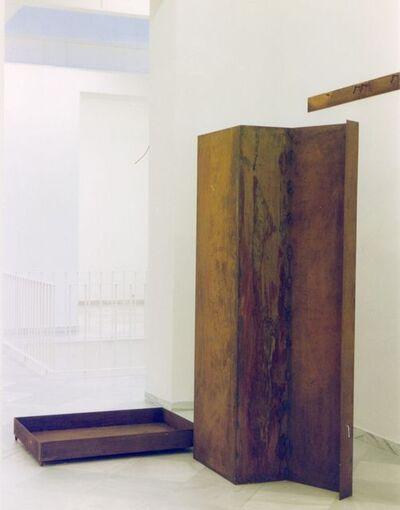 Miroslaw Balka, '190x120x50, 201x11x5, 101x72x14', 1995