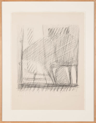 Jack Tworkov, 'Barrier L-3', 1965